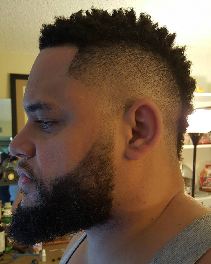 20 Faded Mohawks: Awesome Is What They Are
