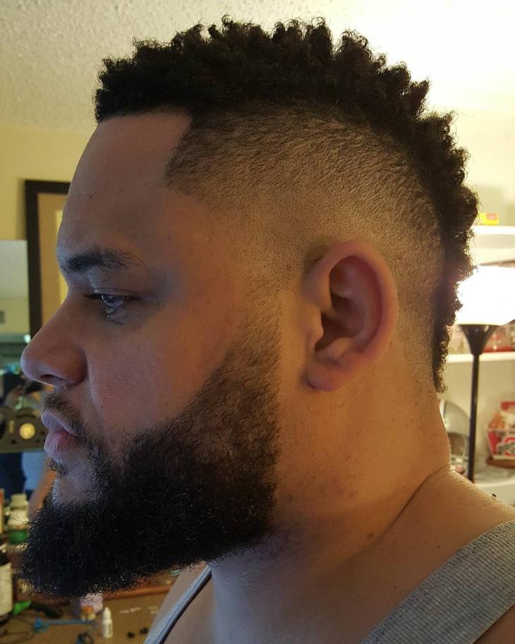 22 Mohawk Fade Haircut Ideas Designs Hairstyles