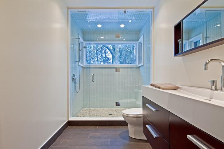 Mosaic Tiled Shower Ideas
