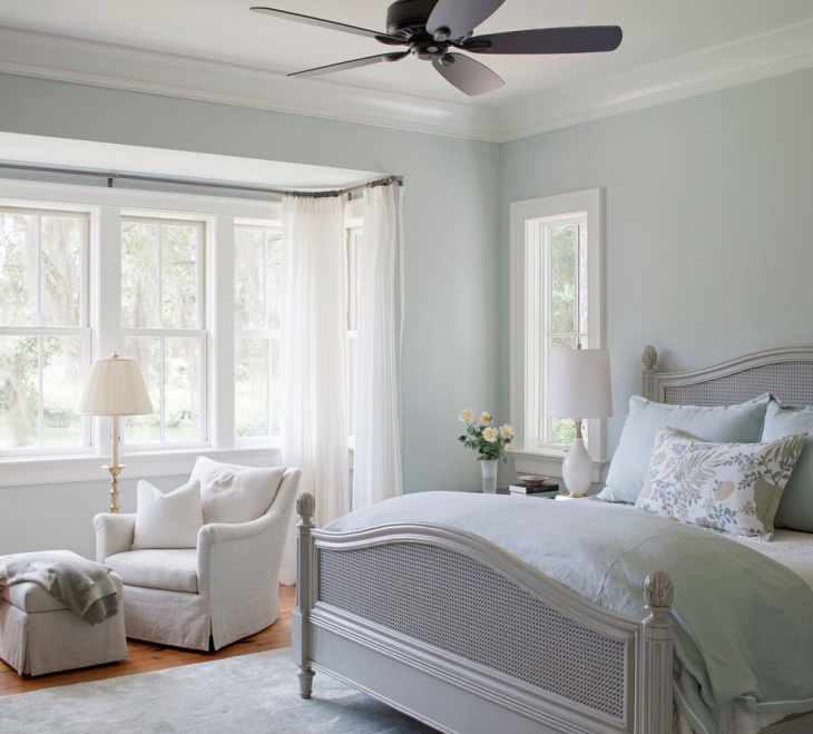 21 Pastel Blue Bedroom Designs Decorating Ideas
