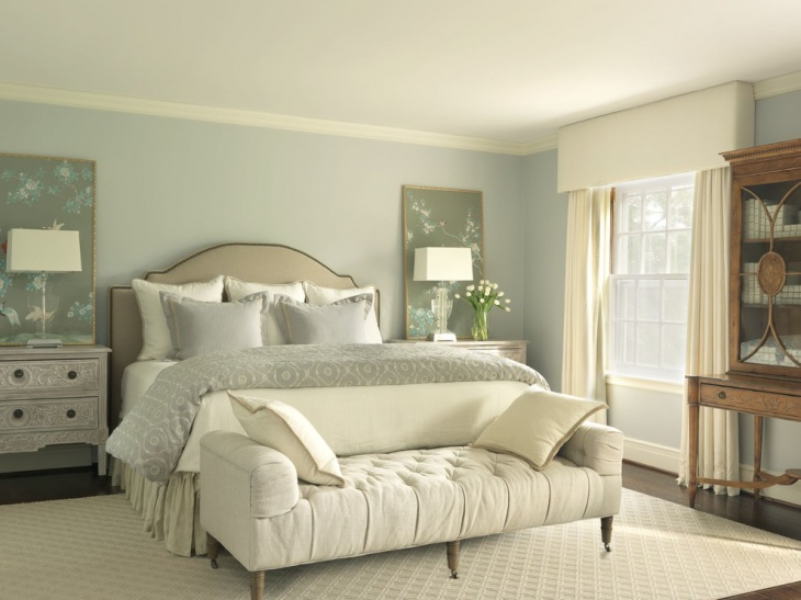 21+ Pastel Blue Bedroom Designs , Decorating Ideas ...