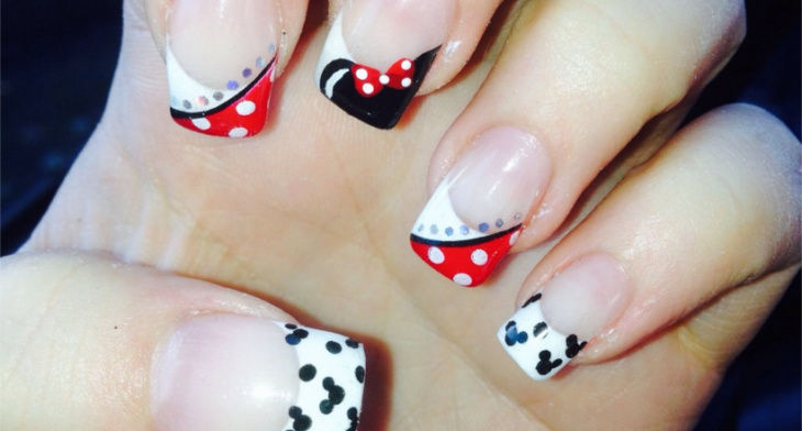 Disney Nail Designs - 26+ Disney Nail Art Designs, Ideas Design Trends - Premium PSD