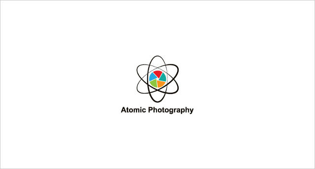 Atomic Photography Logo