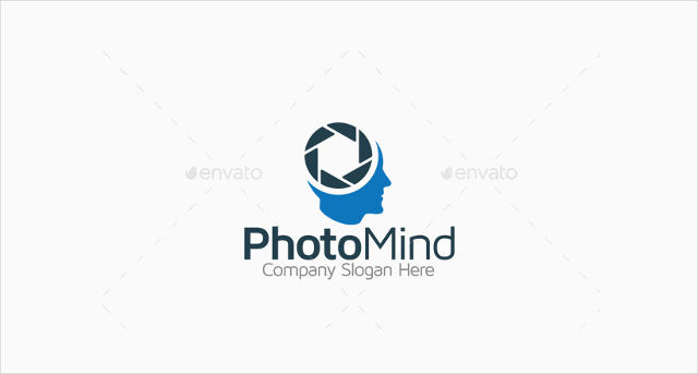 photomind photography logo