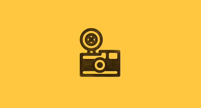 camera reject logo