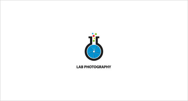 lab photography logo