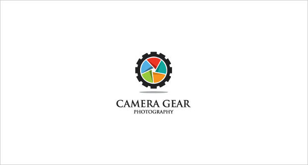 photography logo of camera gear