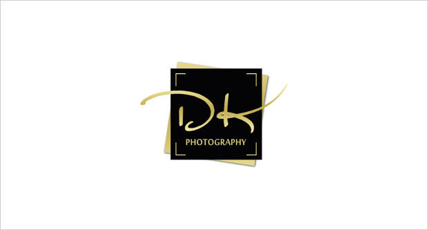 DK Photography Logo