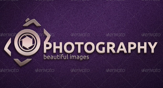 Beautiful Photography Logo
