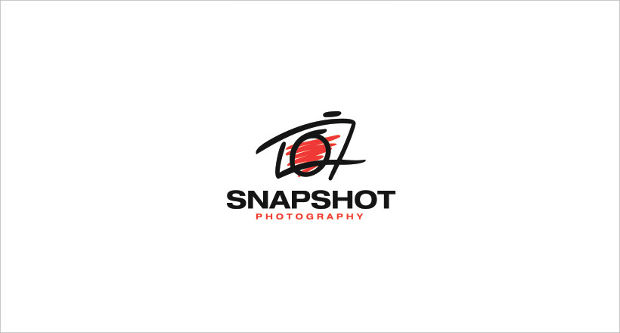 Photography Logo for Snapshot