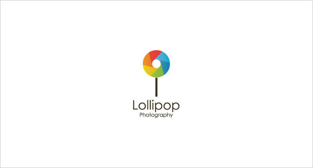 lollipop photography logo