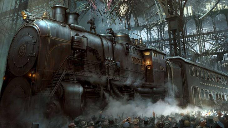 Steampunk Railways