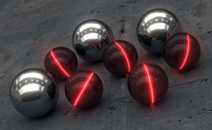 Cool Steampunk Balls