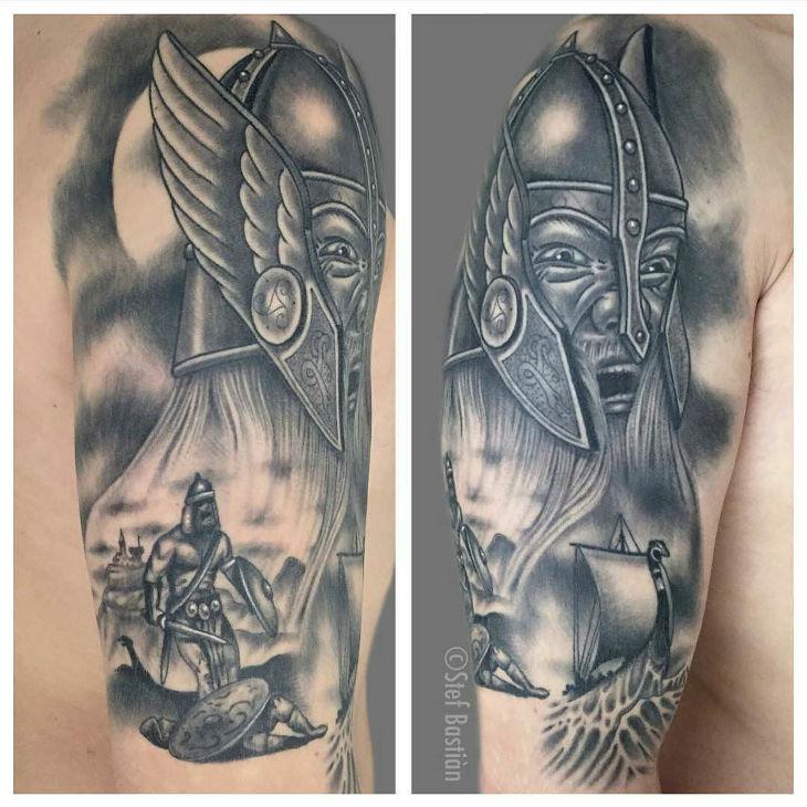 best viking royal tattoo