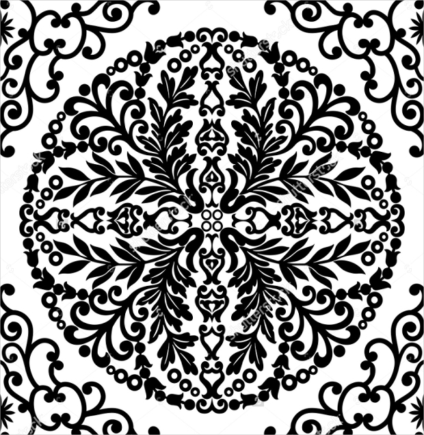 Beautiful Ornament Pattern
