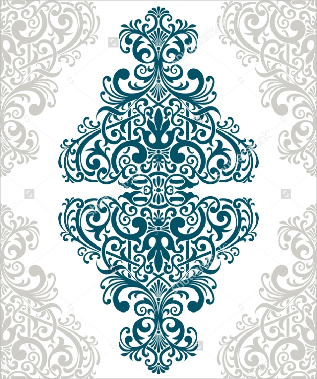 Ornate Lace Pattern