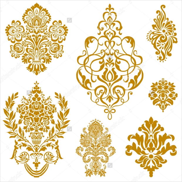 Ornate Vector Ornaments