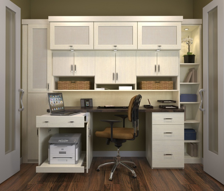 built in home office designs with exemplary modern home office, Home designs
