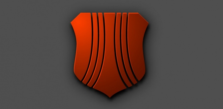 stunning shield logo