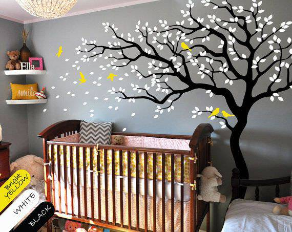Wall Designs For Nursery