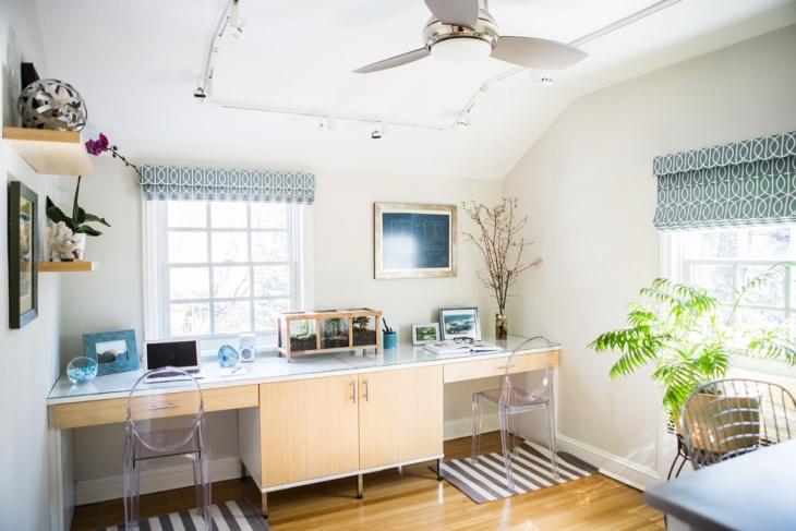 Minimalist Modular Home Office Furniture.