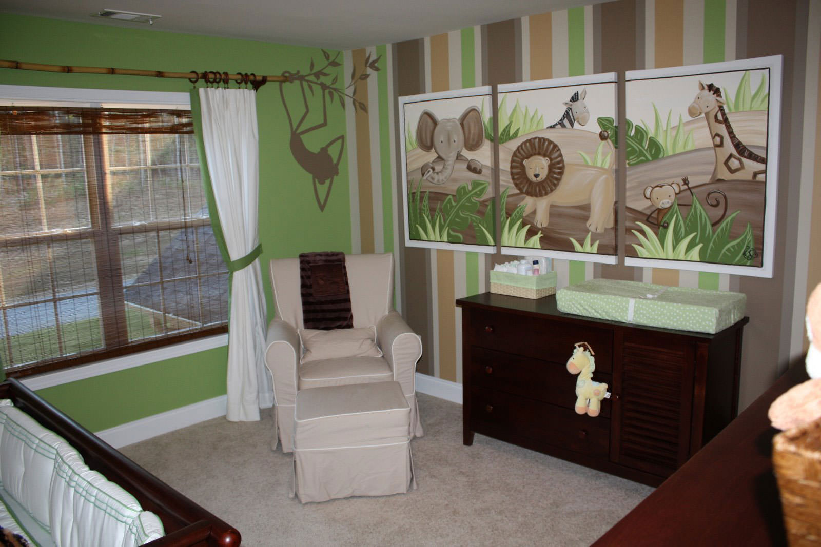 decorative wall design for nursery decorative