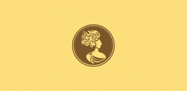 Hair Saloon Logo Design