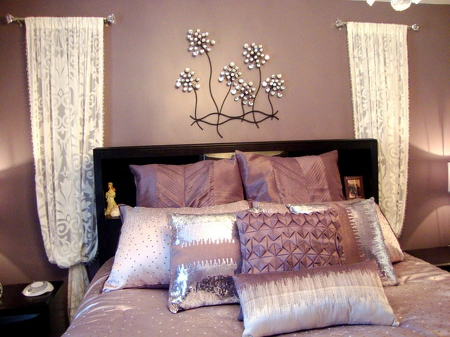14 wall designs decor ideas for teenage bedrooms for Decorating teenage girl bedroom ideas