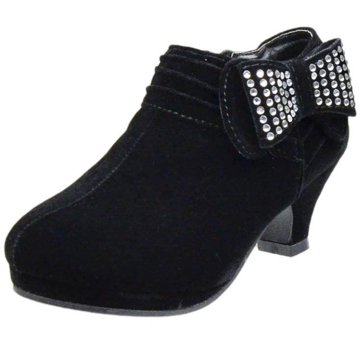 Girls Kids High Heel Design