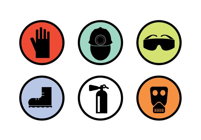 25 Free Safety Sign Icons Icons Design Trends