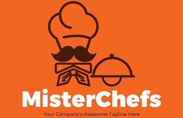 free mr chef logo