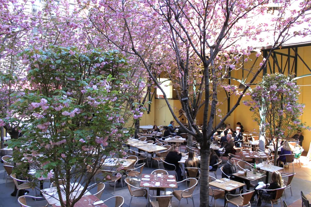 new york outdoor restaurant design
