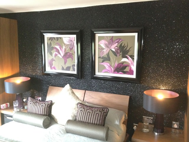Sparkle Wall Designs Wall Designs Design Trends