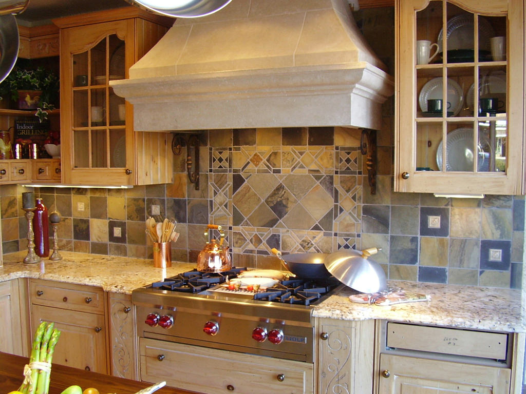 Kitchen Range Hood Design Ideas installing kitchen backsplash installing Kitchen Range Hood Design Ideas Range Hood Ideas Kitchen Hood Design