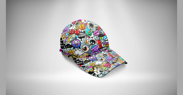 cool baseball cap mockup ideas