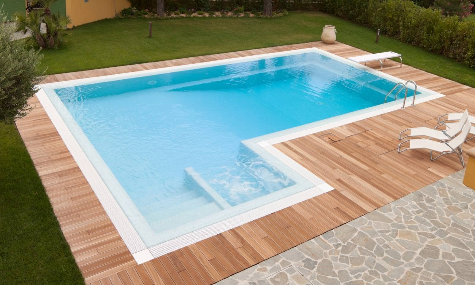 Awesome Swimming Pool Design For Classy House Idea
