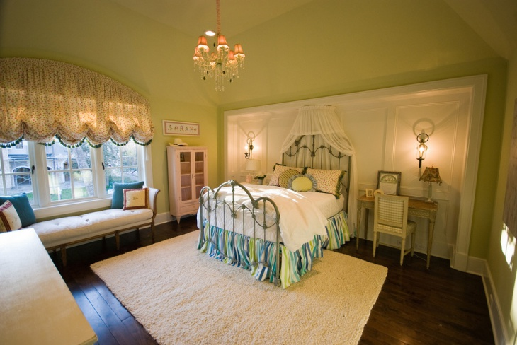 Traditional Bedroom Interior Design