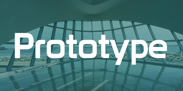 Prototype Font