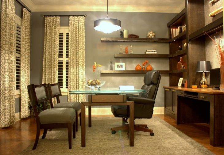 17+ Executive Office Designs, Decorating Ideas | Design Trends ...