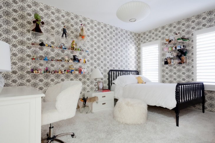 Modern Childrens Room Decor Idea