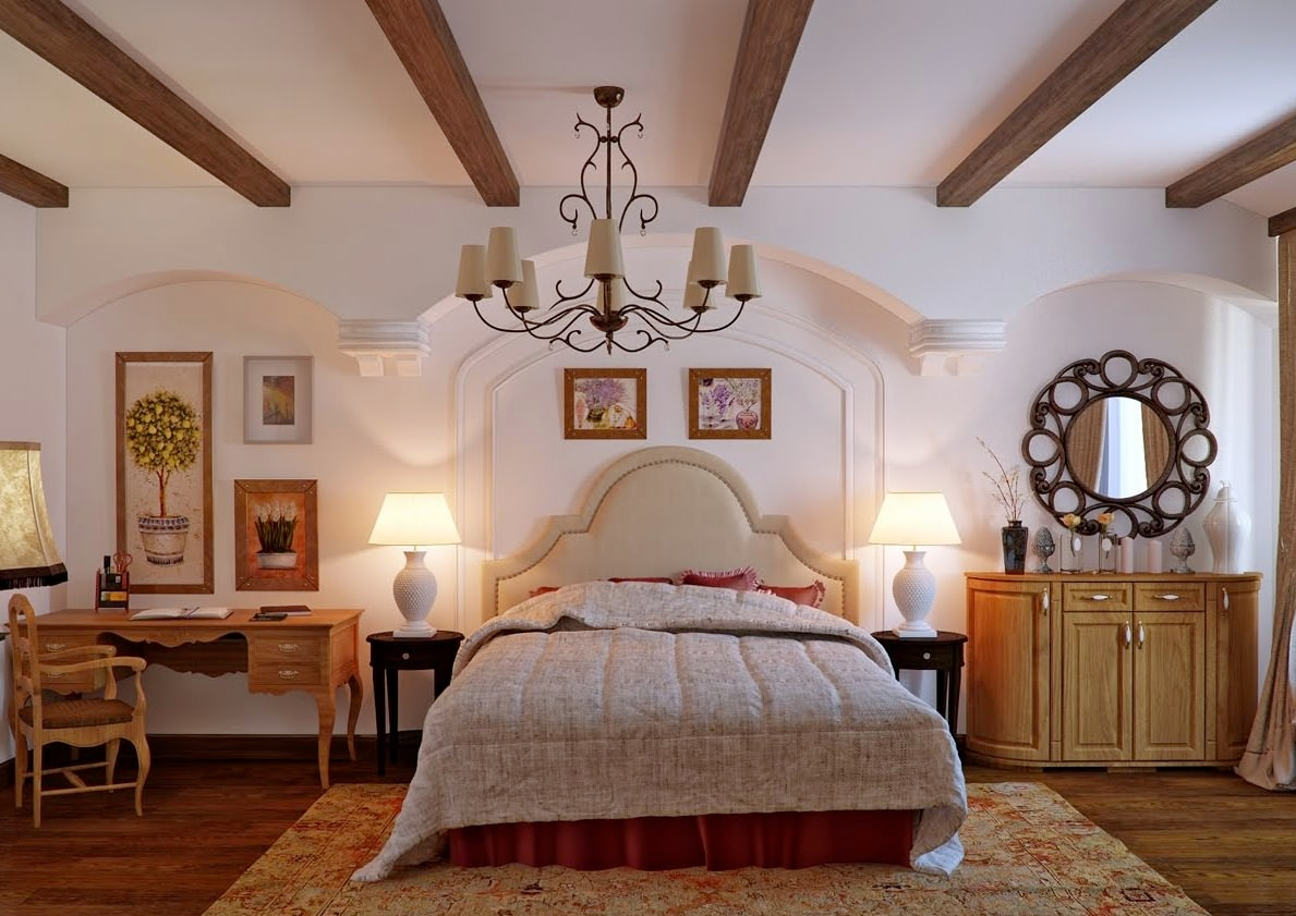 17+ traditional bedroom designs, decorating ideas | design trends
