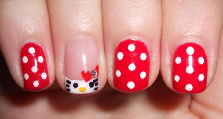 29 Tumblr Nail Art Designs Ideas Design Trends Premium Psd