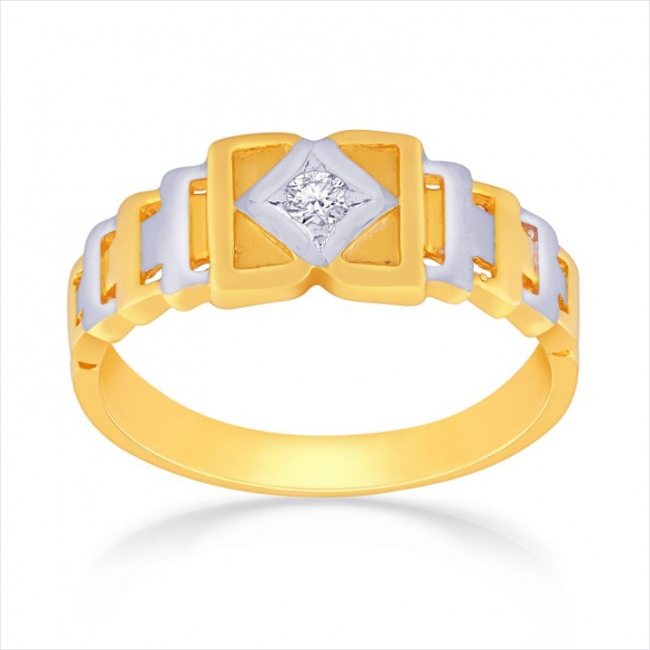 Beautiful Ring Design for Men