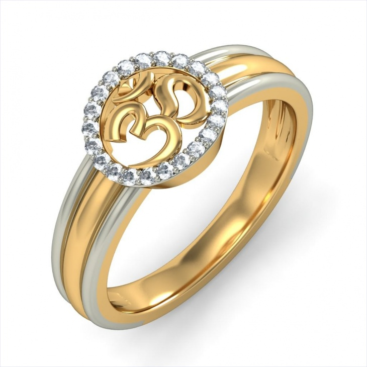 Nice Ring Design for Men