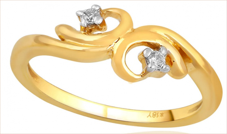 Shuddhi Diamond Ring