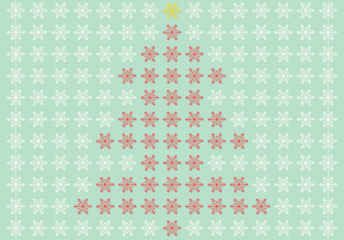 snowflake christamas brushes