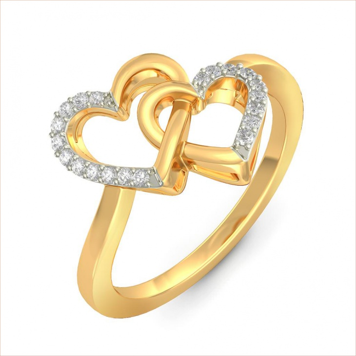 Beautiful Affairs of Heart Ring