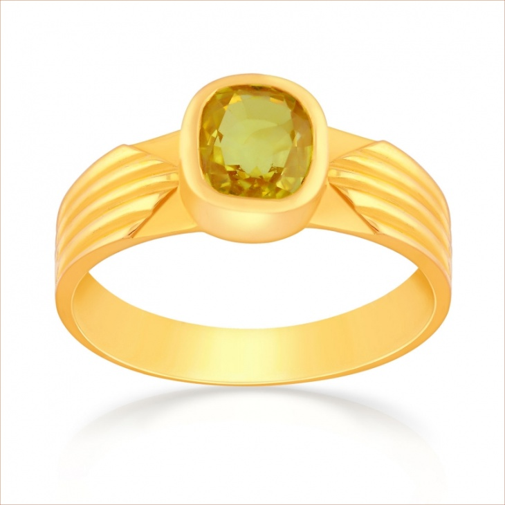 Precia Gold Ring Design