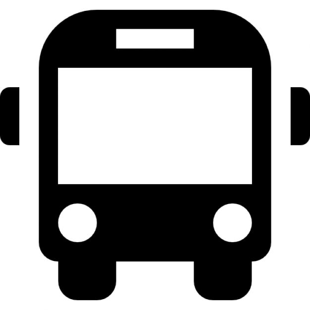 Bus Front Icon
