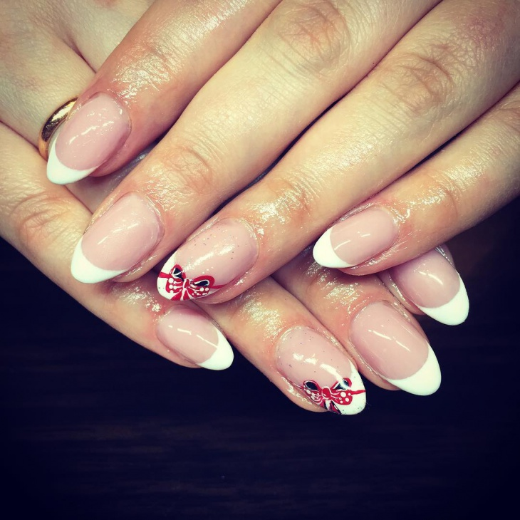 Beautiful French Nail Art Designs: Beautiful French Nail Designs